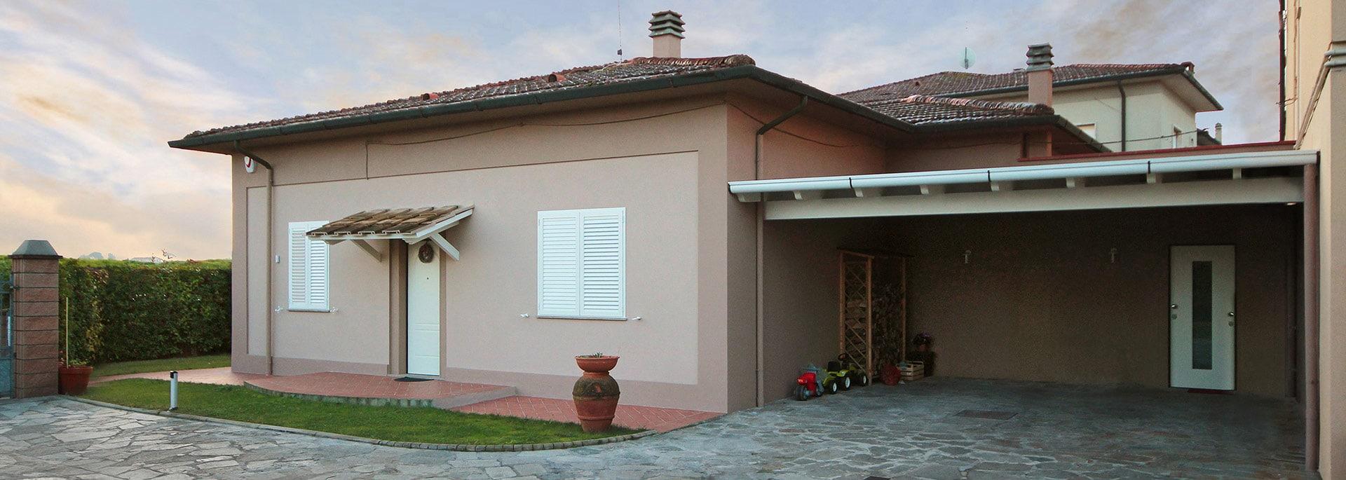 Arredamento Country Chic Moderno Villetta Toscana