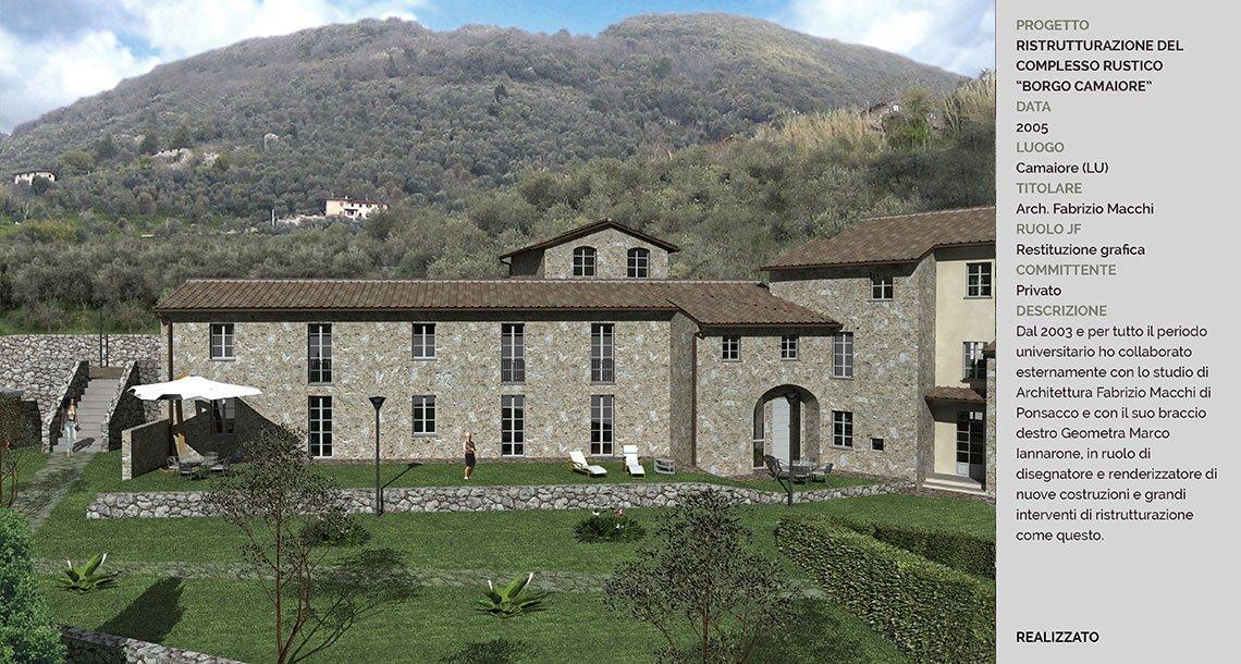 4-ristrutturazione-complesso-rustico-Borgo-Camaiore-giardino