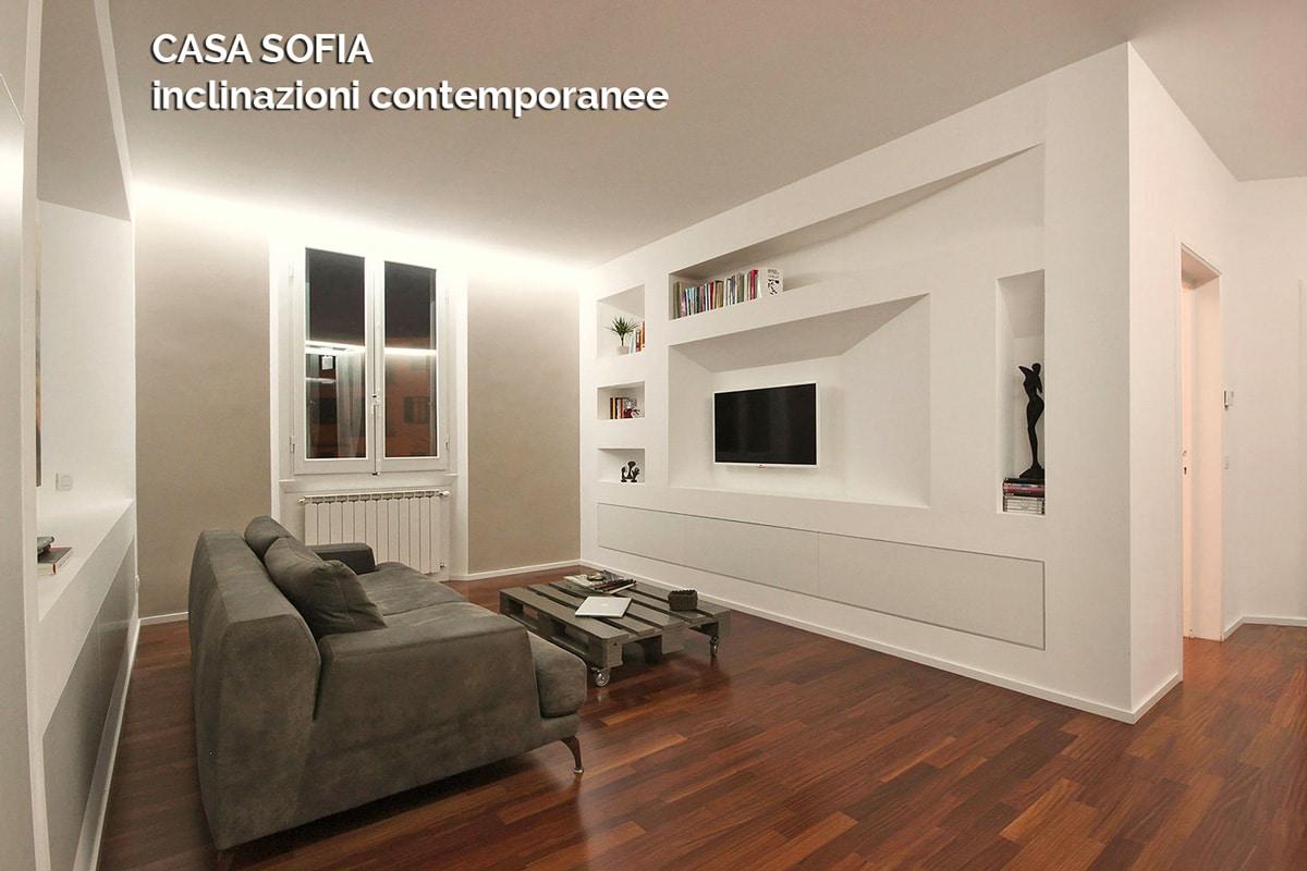 Interiority Architecture e Interior Design Sartoriale