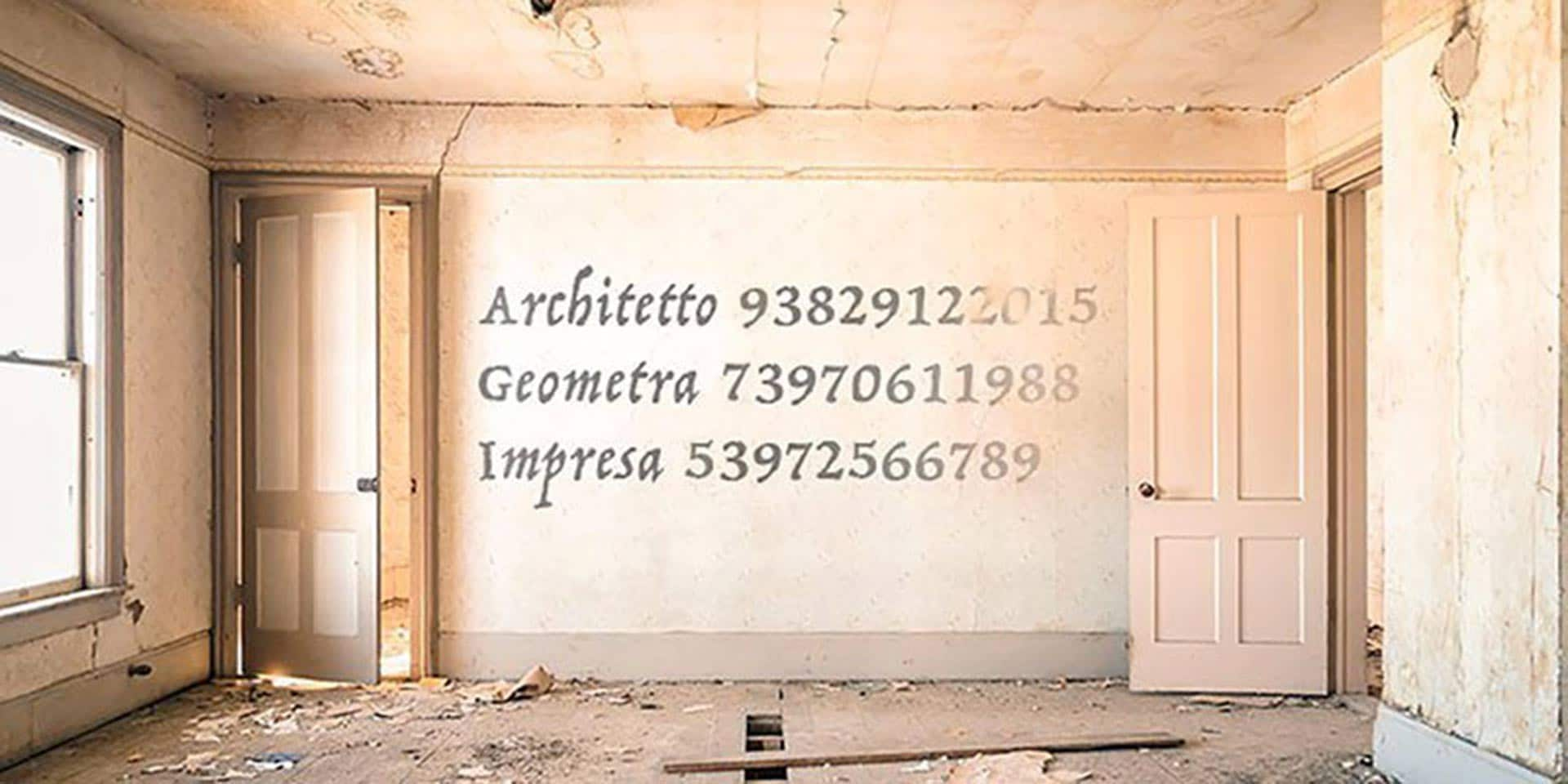 Chi chiamare per ristrutturare casa?
