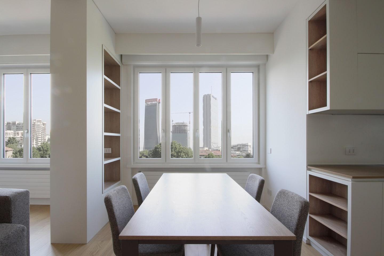 Arredamento Zen Moderno in City Life Milano | JFD