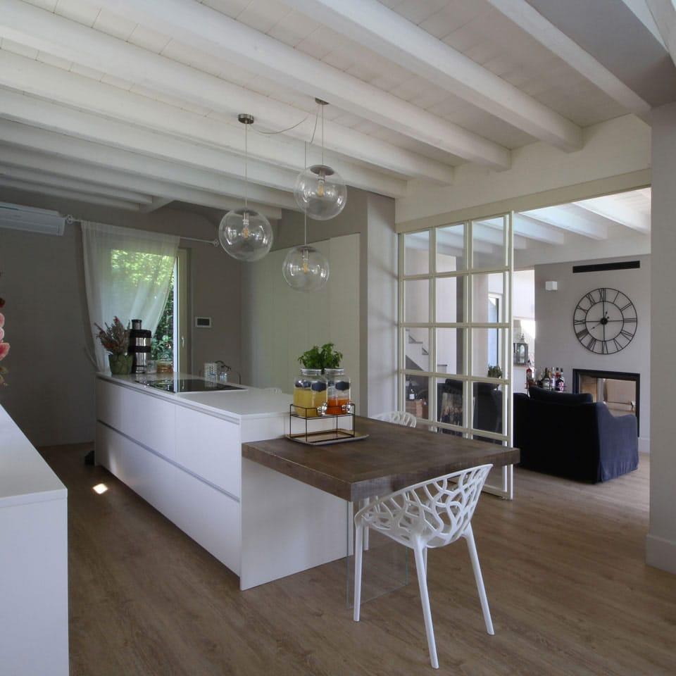 Villa in Stile Toscano, una casa di campagna tra modernità e tradizione