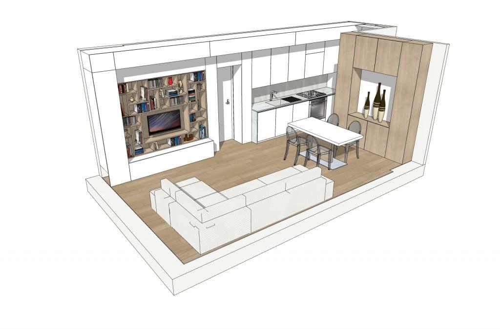 Ristrutturare e Arredare Casa al Mare in Liguria | JFD Design Milano Monza