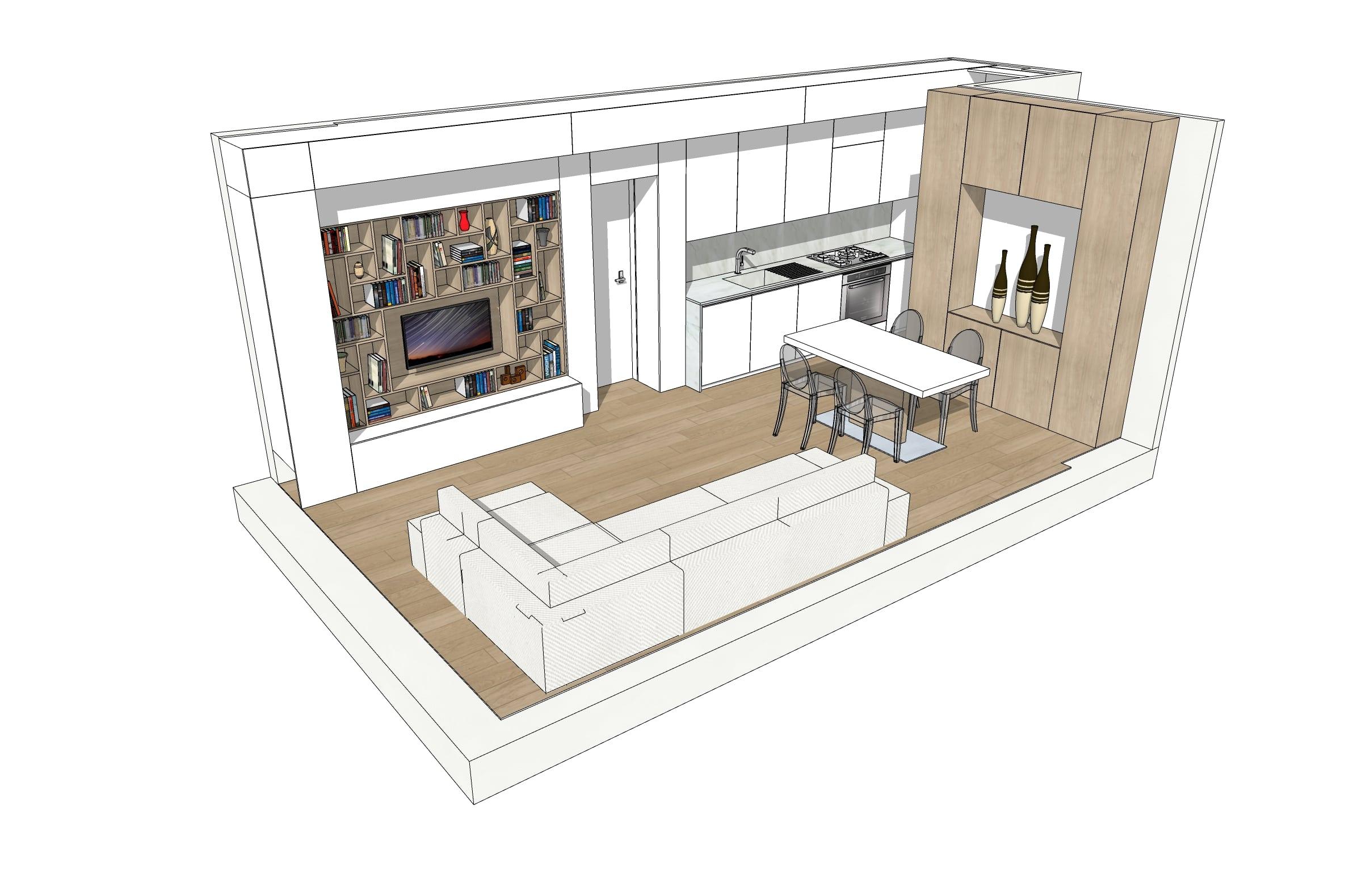 5 3D casa raffaella