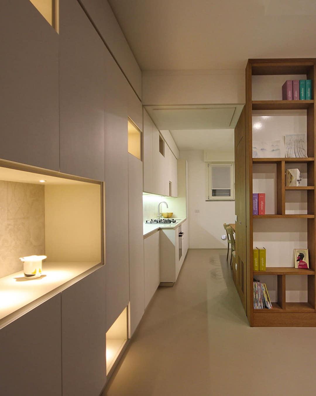 Arredamento Moderno su Misura Villetta in Brianza | JFD Monza