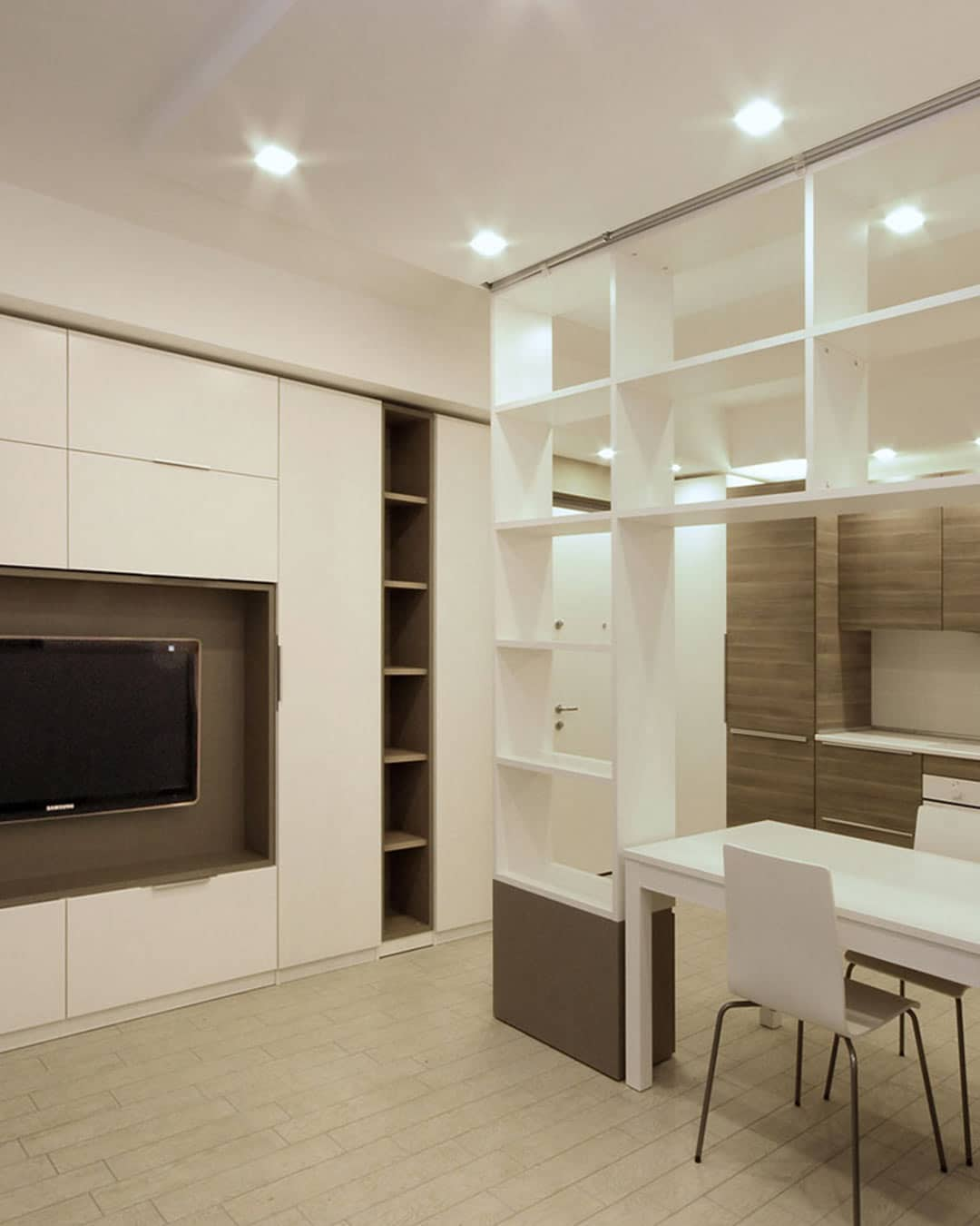 Arredamento Design su Misura Monolocale Milano | JFD Milano Monza