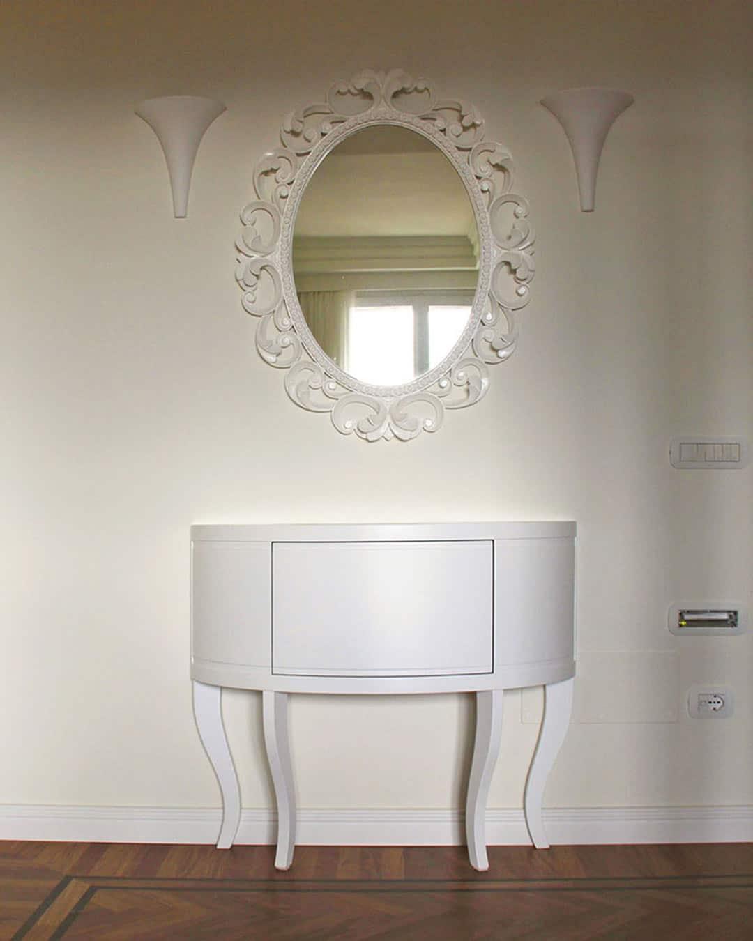 Mobile ingresso: Consolle classica contemporanea | JFD Milano Monza