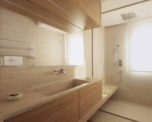 Un bagno sartoriale su misura - Lavabo Carlo