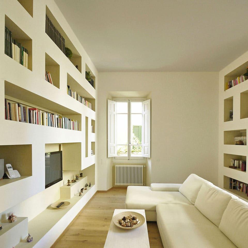 Ristrutturazione Appartamento Storico Firenze | JFD Architetto Milano