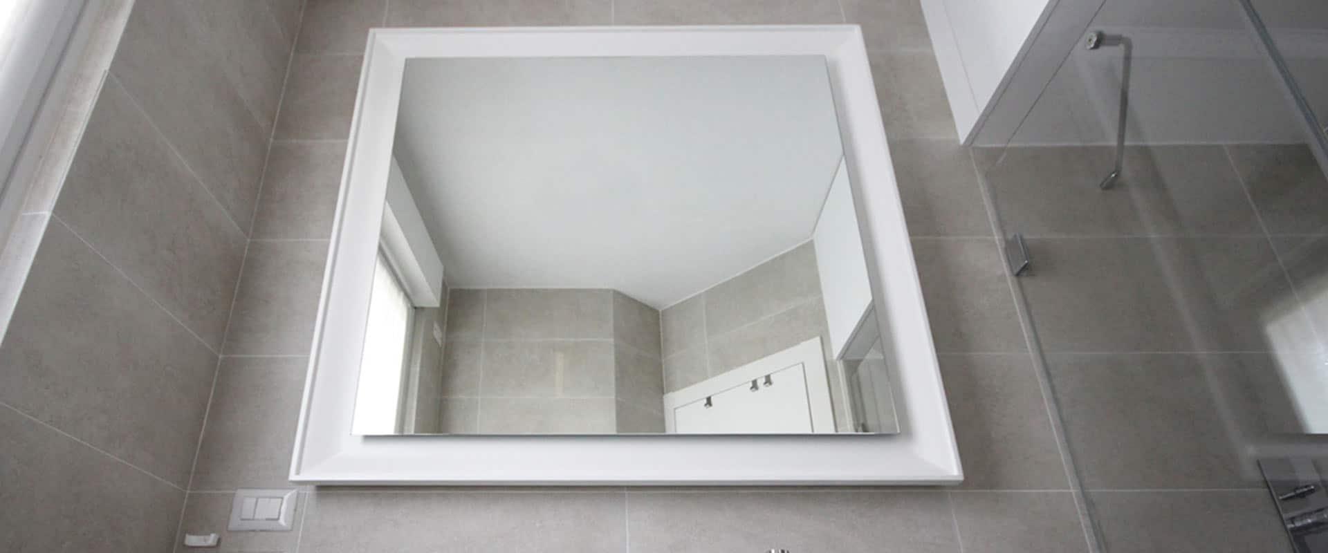Specchio Retroilluminato di Design Artigianale JFD Milano