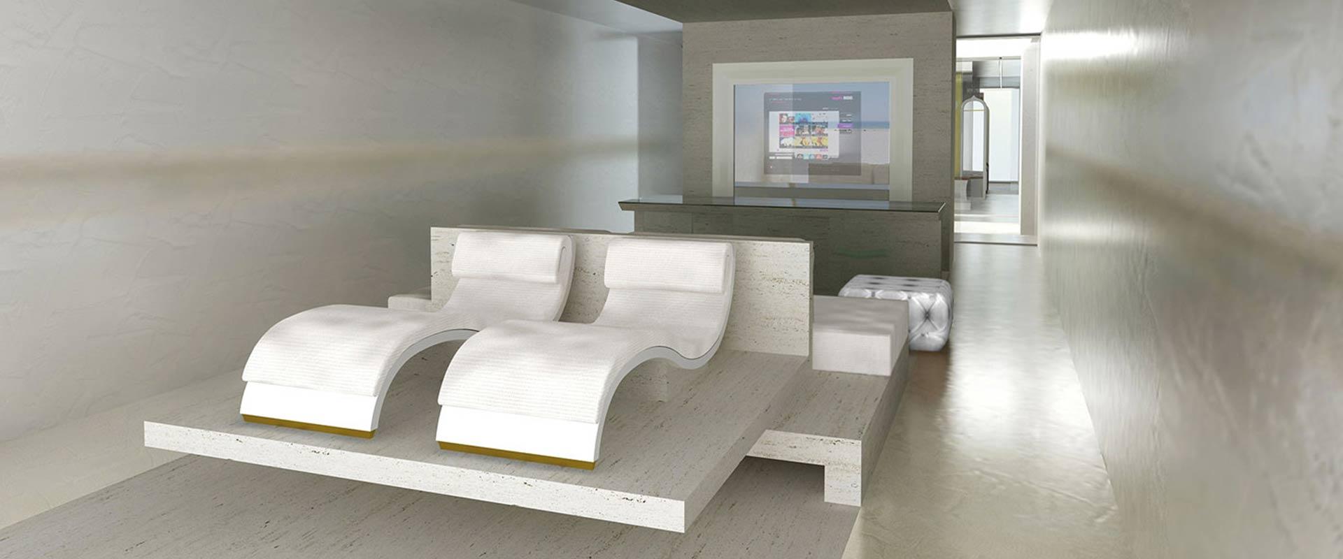 Concorso Suite Baglioni Hotel a Dubai