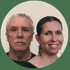 Giovanni e Luciana Confalonieri